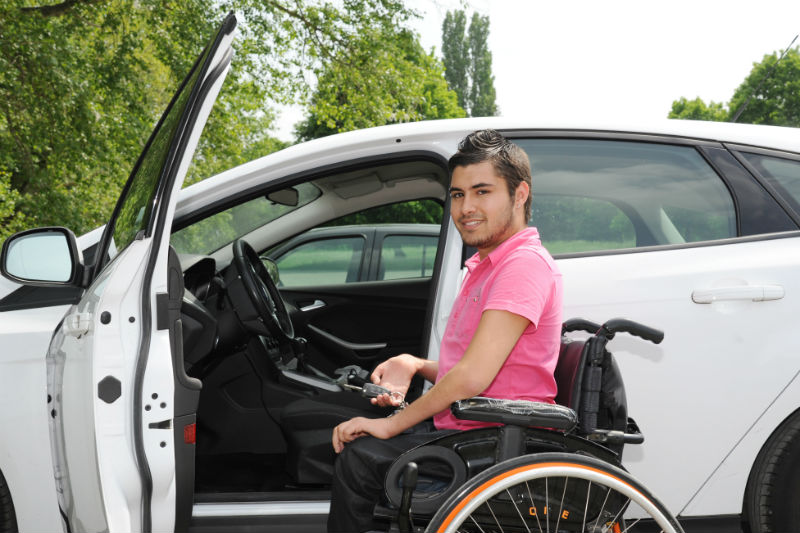 adattamenti auto disabili a Mira