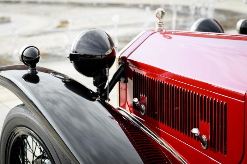 Revisione delle auto storiche